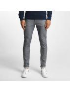 Petrol Industries Slim Fit Jeans Seaham Naked серый