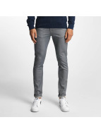 Petrol Industries Slim Fit Jeans Seaham Naked grau