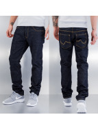 Petrol Industries Straight Fit Jeans Turner blau