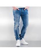 Petrol Industries Straight Fit Jeans Nelson blau