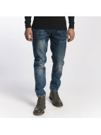 Petrol Industries Straight fit jeans Elton blauw