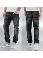 Petrol Industries Straight Fit Jeans Turner grau