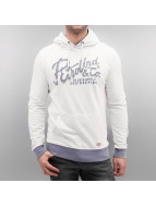 Petrol Industries Sweat à capuche Logo blanc