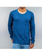 Petrol Industries Sweat & Pull Pocket bleu
