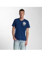 Petrol Industries T-shirt Rude blå