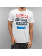 Petrol Industries T-Shirt Chalk blanc