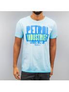 Petrol Industries T-Shirt California blau