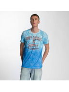 Petrol Industries T-Shirt Dry Goods & Supply blau
