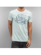 Petrol Industries t-shirt Cadet blauw