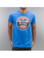 Petrol Industries t-shirt Dayton blauw