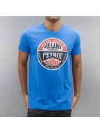 Petrol Industries T-Shirt Dayton bleu