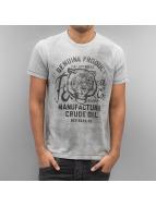Petrol Industries T-Shirt Light grey
