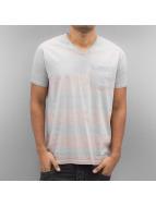 Petrol Industries t-shirt Iron grijs