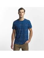Petrol Industries T-Shirt Triangle indigo