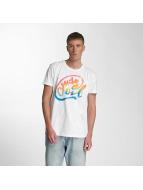 Petrol Industries T-shirt Oil vit