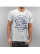 Petrol Industries T-Shirts Deep mavi