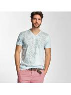 Petrol Industries T-Shirts Pocket mavi