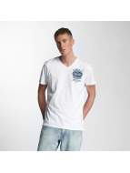 Petrol Industries T-Shirty Rude bialy