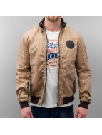 Petrol Industries Veste demi-saison France Only beige