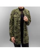 Pieces Демисезонная куртка PcCamou камуфляж