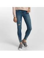 Pieces Облегающие джинсы Pieces pcFive Delly Delux синий