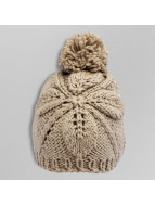 Pieces Bonnet hiver pcVossie Hood gris