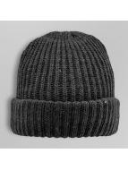Pieces Bonnets de laine pcPoulula Hood gris