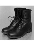 Pieces Boots/Ankle boots psIBi Leather black
