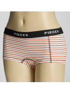 Pieces Boxershorts pcLogo rot