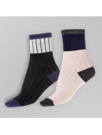 Pieces pcPaca 2 Pack Socks Black