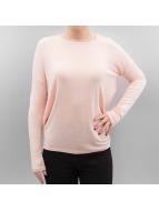 Pieces Camiseta de manga larga pcMusthave rosa