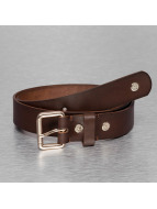 Pieces Ceinture pcVania Leather Jeans brun