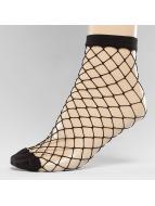 Pieces pcFishnet Socks Black