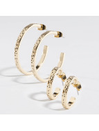 Pieces Earring pcKasta gold