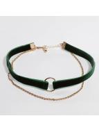Pieces Halsband pcNovana grön
