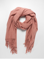 Pieces pcJira Wool Scarf Ash Rose