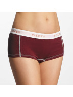 Pieces Intimo pcLogo Lady rosso