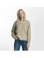 Pieces Jumper pcJoslyn beige