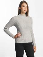 Pieces pcDesla Sweatshirt Light Grey Meange