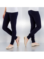 Pieces Legging Pieces Just Jute Highwaist Leggings blauw