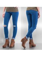 Pieces Legging pcCindy blauw