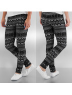 Pieces Legging Melissa grijs