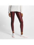 Pieces Leggings/Treggings pcPetra Shiny rød