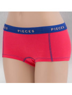 Pieces Lingerie pcLogo rouge
