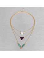 Pieces Necklace pcDia gold