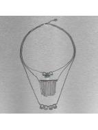Pieces Necklace pcBeluna silver