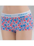 Pieces ondergoed pcLogo blauw