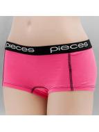 Pieces ondergoed PCLogo rose