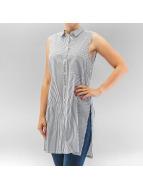 pcBea Slit Shirt Navy Bl...