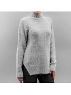 Pieces Pullover pcFanny gray